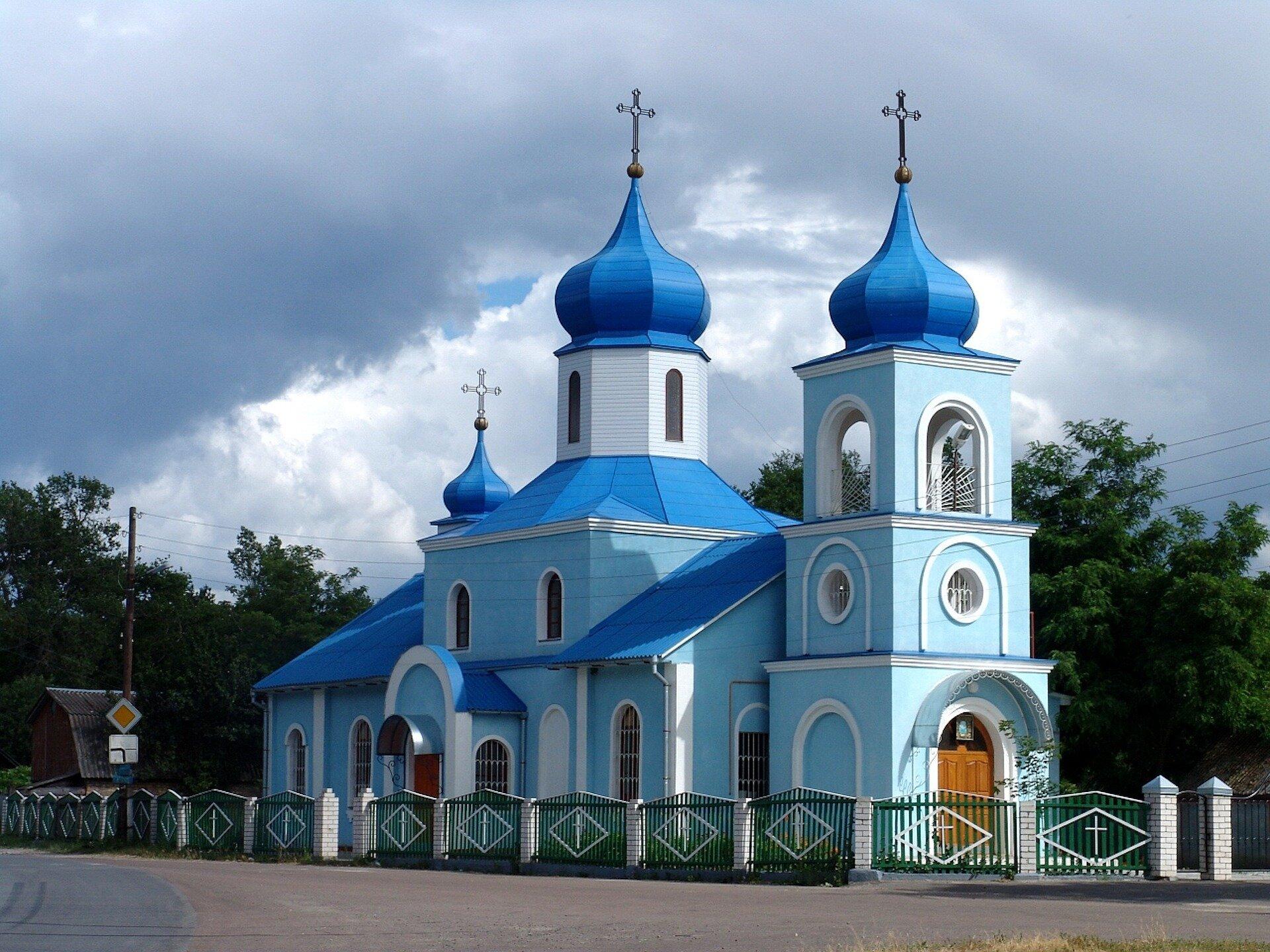 Moldova Orthodox monastery
