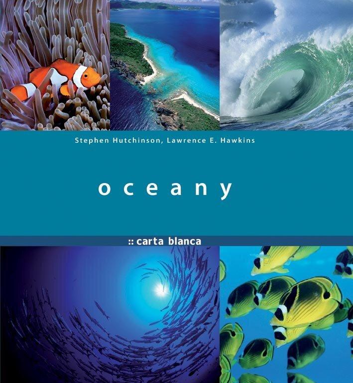 okladka Oceany tłumaczenia kraków atominium realizacje