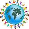 dzieci - koło świata