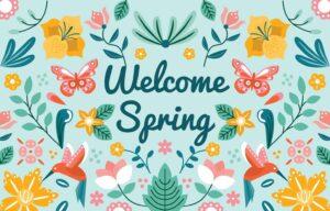 Globalne witanie wiosny